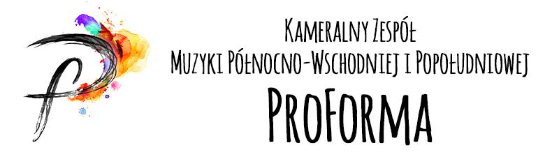 zespół wokalny a cappella proforma olsztyn
